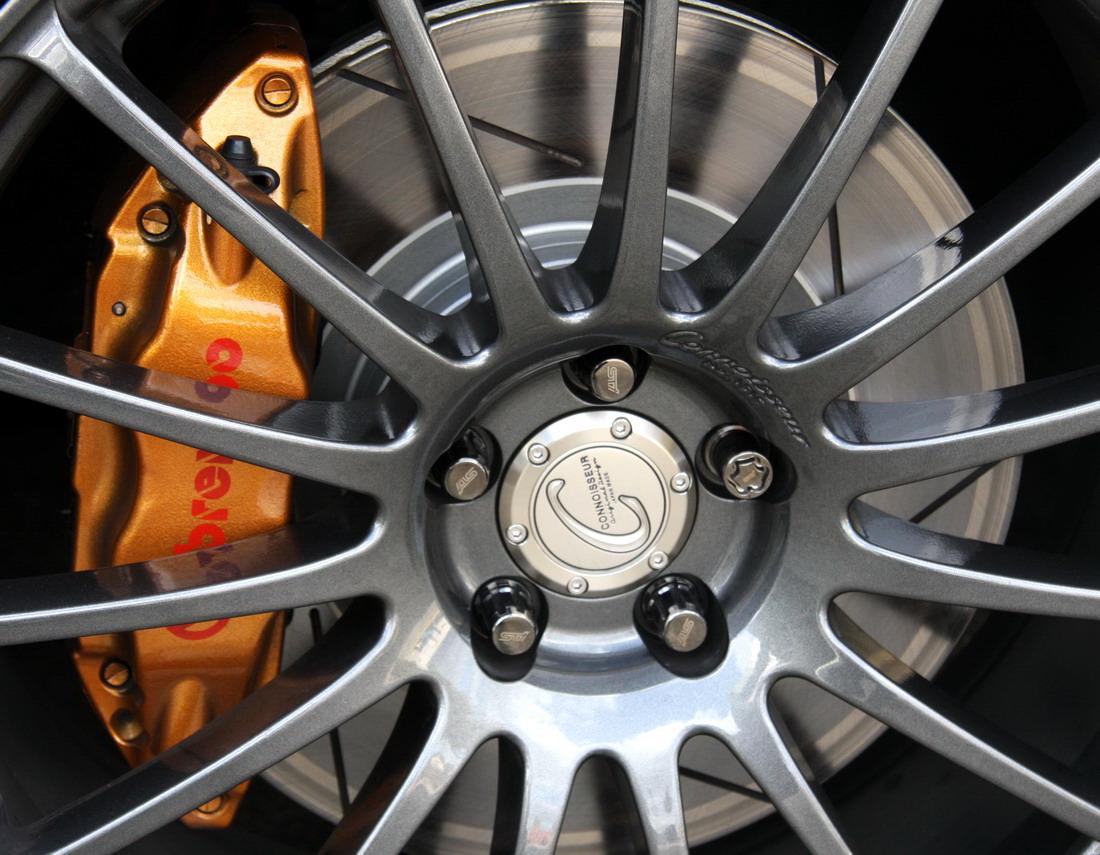 Subaru Legacy Gt Spec B Tuned By Sti